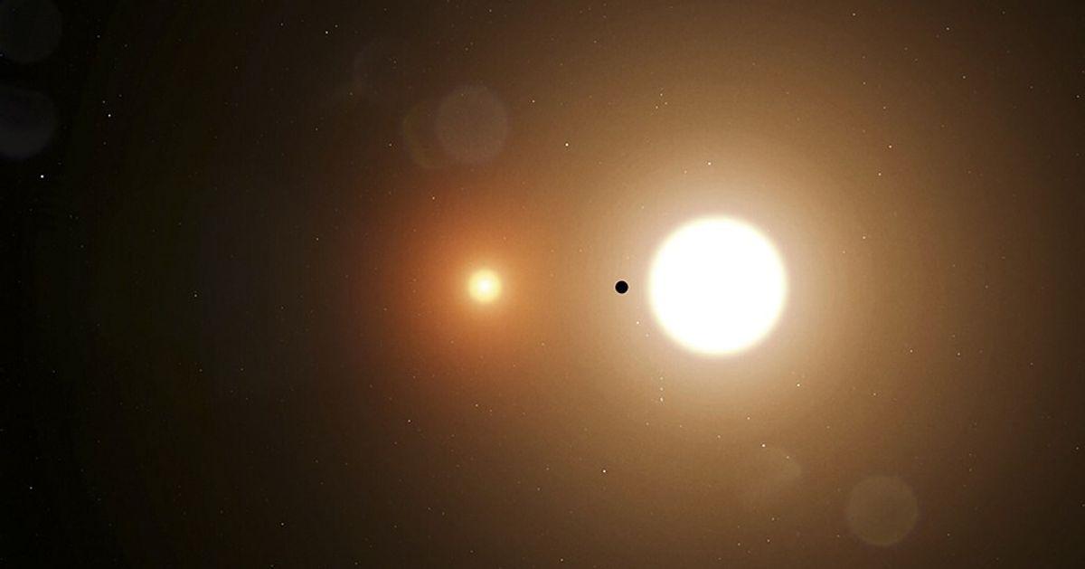 Sur cette exoplanète, une année dure 0,67 jour terrestre - Le HuffPost