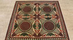Roma recupera el mosaico perdido de Calígula: era la mesa de té de una señora de Nueva