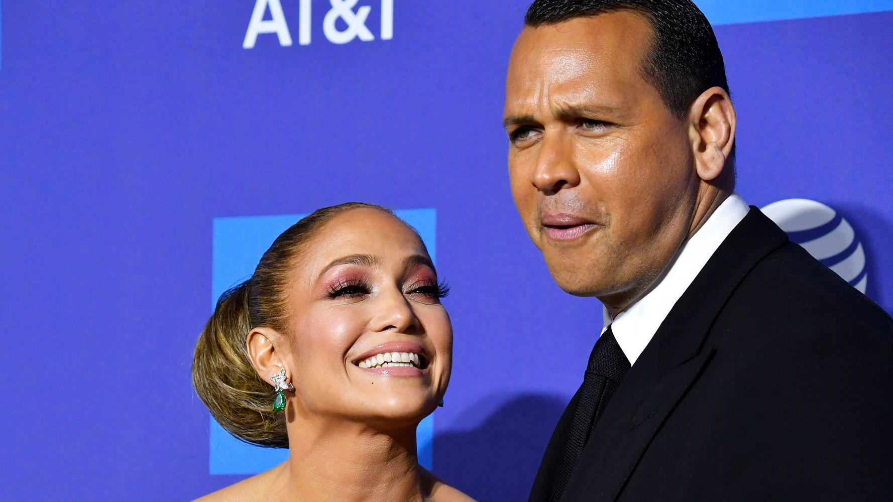 Jennifer Lopez And Alex Rodriguez End 2-Year Engagement