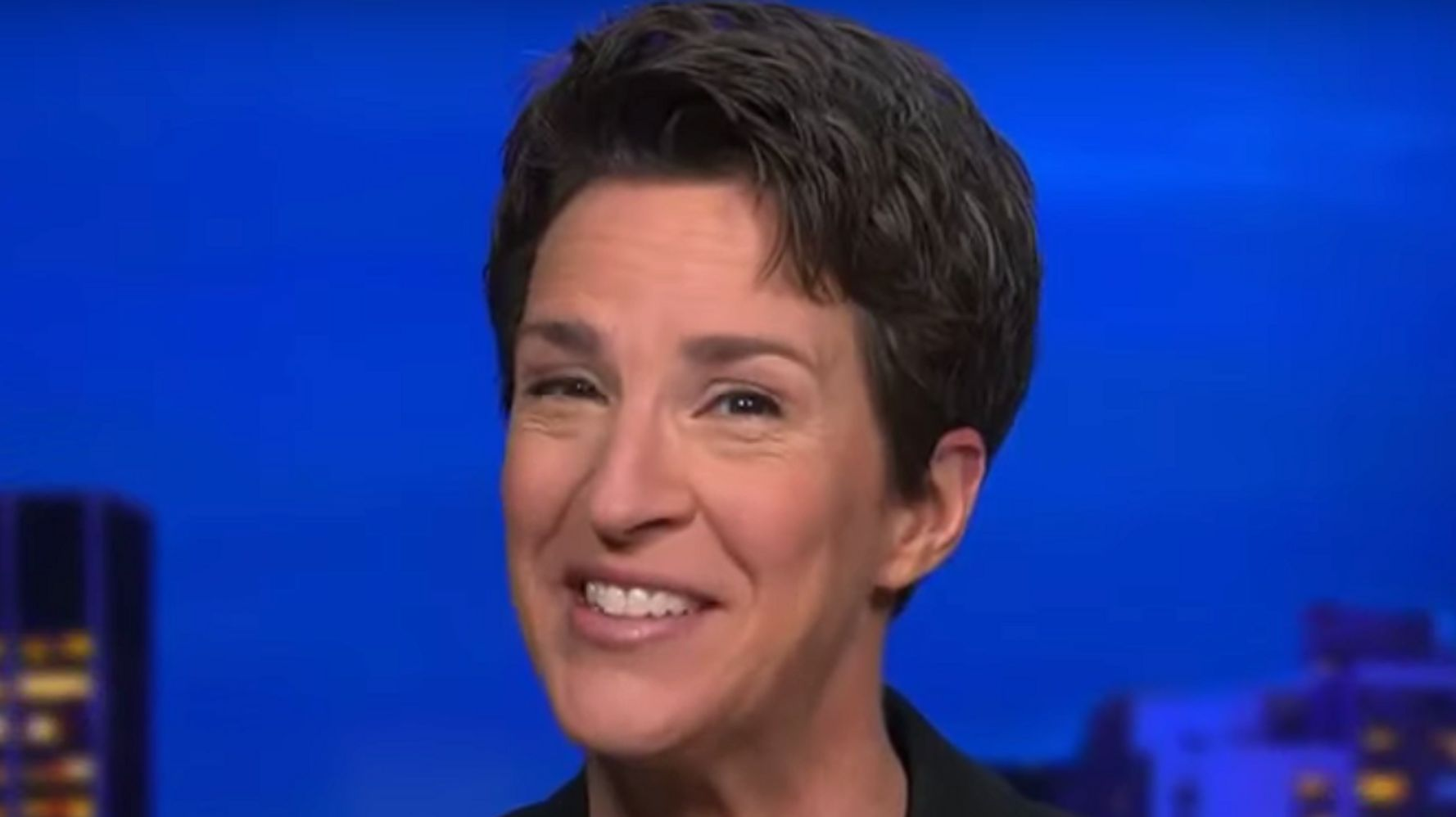 Rachel Maddow Ridicules Republicans With Their Safe Word For Donald Trump