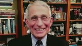 Anthony Fauci on The Late Show
