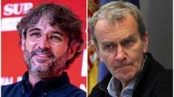 Trabajadores del Ministerio de Sanidad sorprenden a Jordi Évole con este comentario sobre Fernando