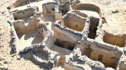 Με πολλές ελληνικές τοιχογραφίες, ανακαλύφθηκε στην Όαση της Μπαχαρέια, το θεωρούμενο ως το παλαιότερο μοναστηριακό