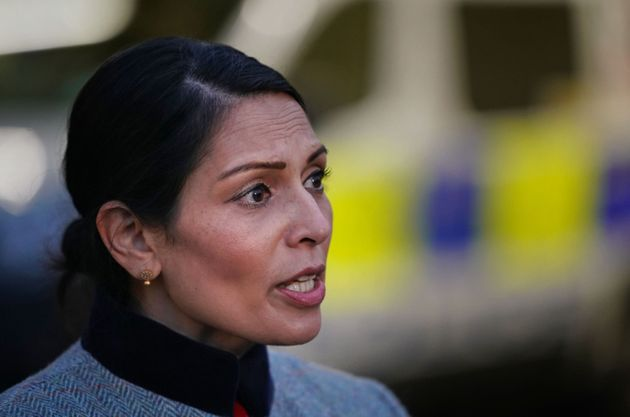Priti Patel Says Police Still Have 'Questions To Answer' Over Sarah Everard Vigil