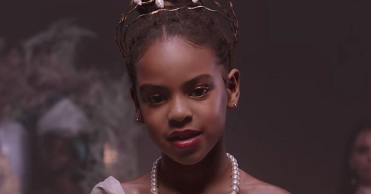 9-Year-Old Blue Ivy Is Now The Second-Youngest Grammy Winner In History