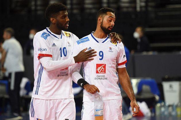 Handball: les Français qualifiés pour les JO de Tokyo (photo du 14 mars 2021 à