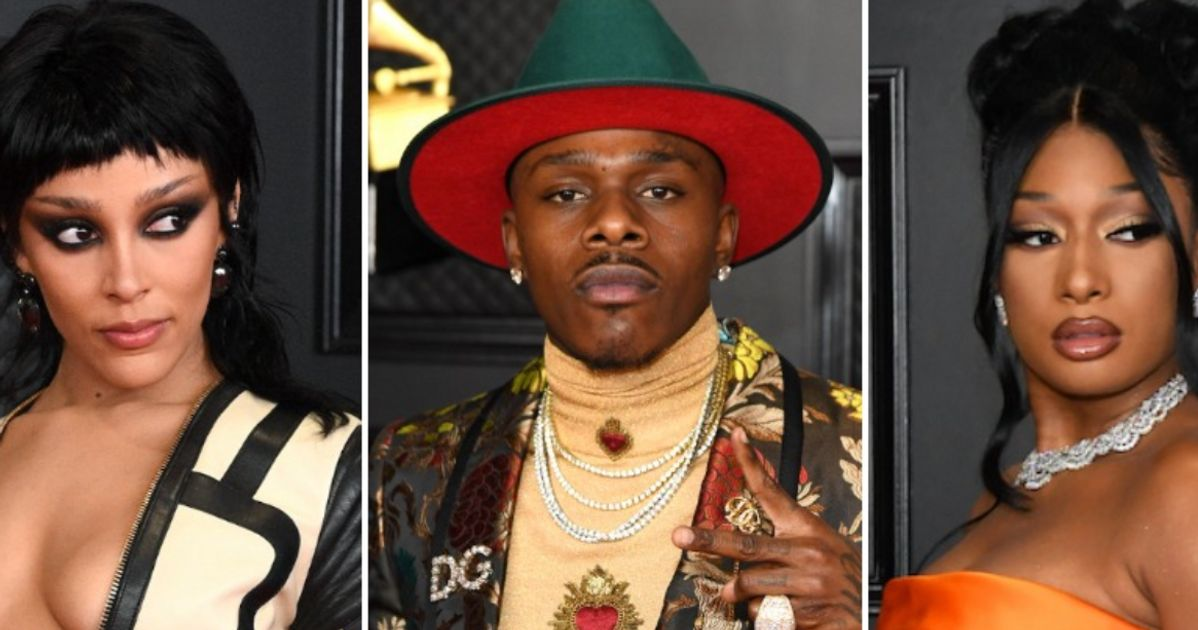 2021 Grammys: See All The Best Dressed Stars On The Red Carpet