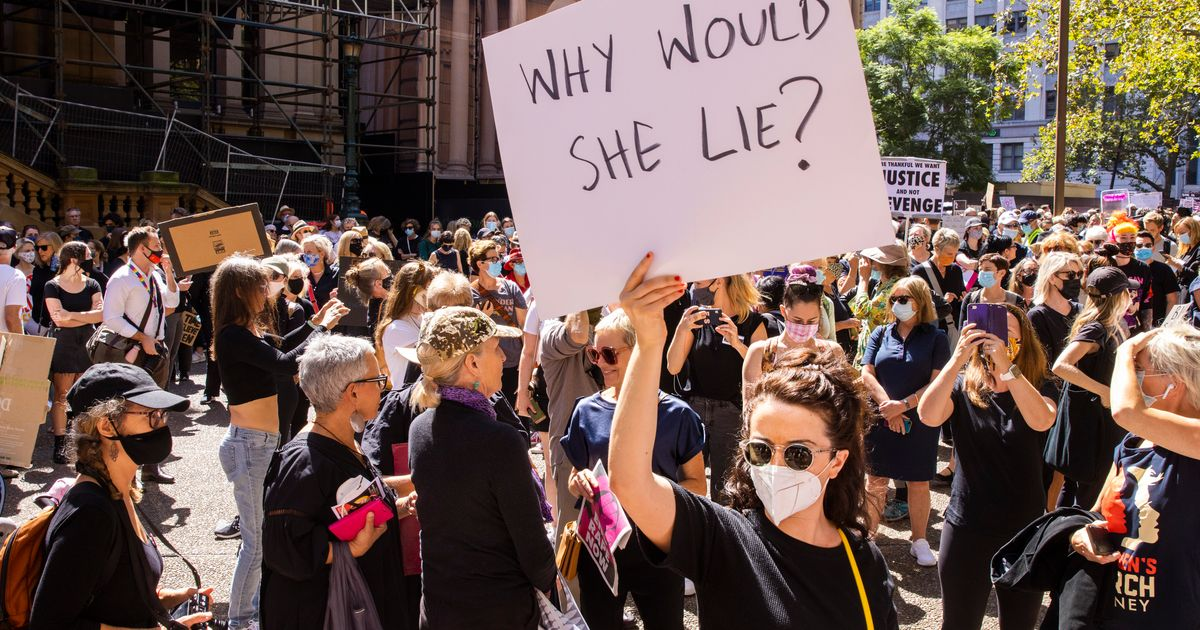 'Enough Is Enough': Thousands Gather At March4Justice Protests To Fight Sexism