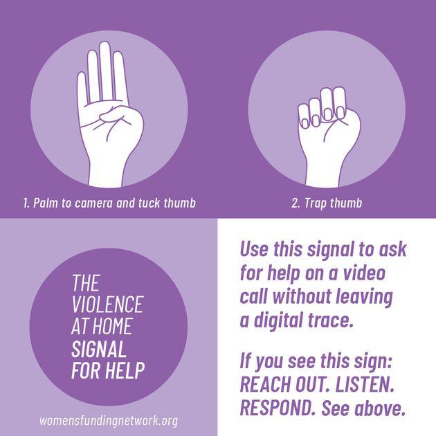 「助けて」を伝える世界共通のサインが生まれた。知っておくことで、誰かを助けられるかもしれない