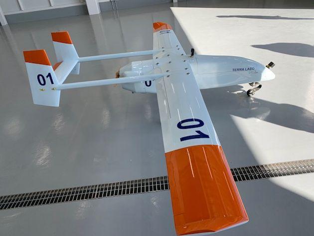 テラ・ラボの無人航空機