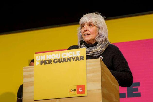 Dolors Sabater, candidata de la CUP a la presidencia de la