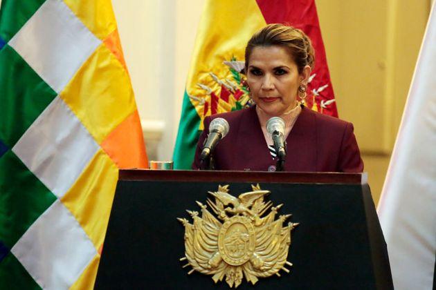 La giustizia boliviana mette in carcere l'ex