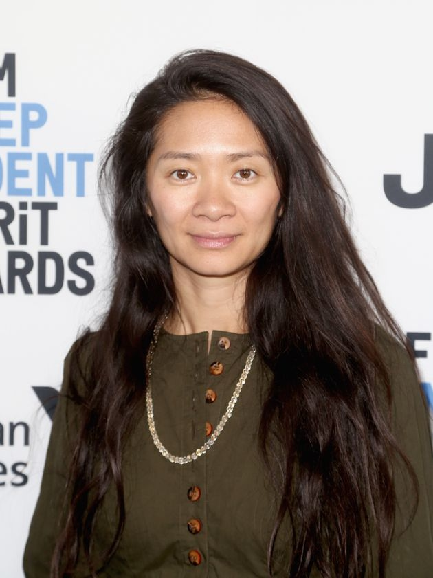 Chloe Zhao has made Oscars history with her Best Director
