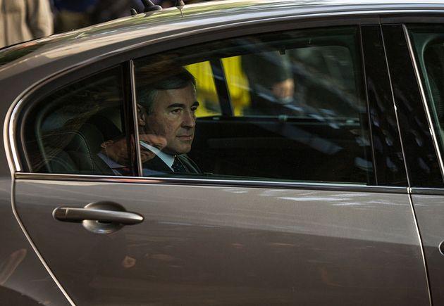 El exministro del Interior del PP Ángel Acebes, en una imagen de