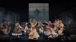 H «Βαβυλωνία» του Βυζάντιου σε live streamingαπό την Κεντρική Σκηνή του Εθνικού