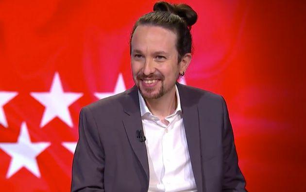 Pablo Iglesias en 'El