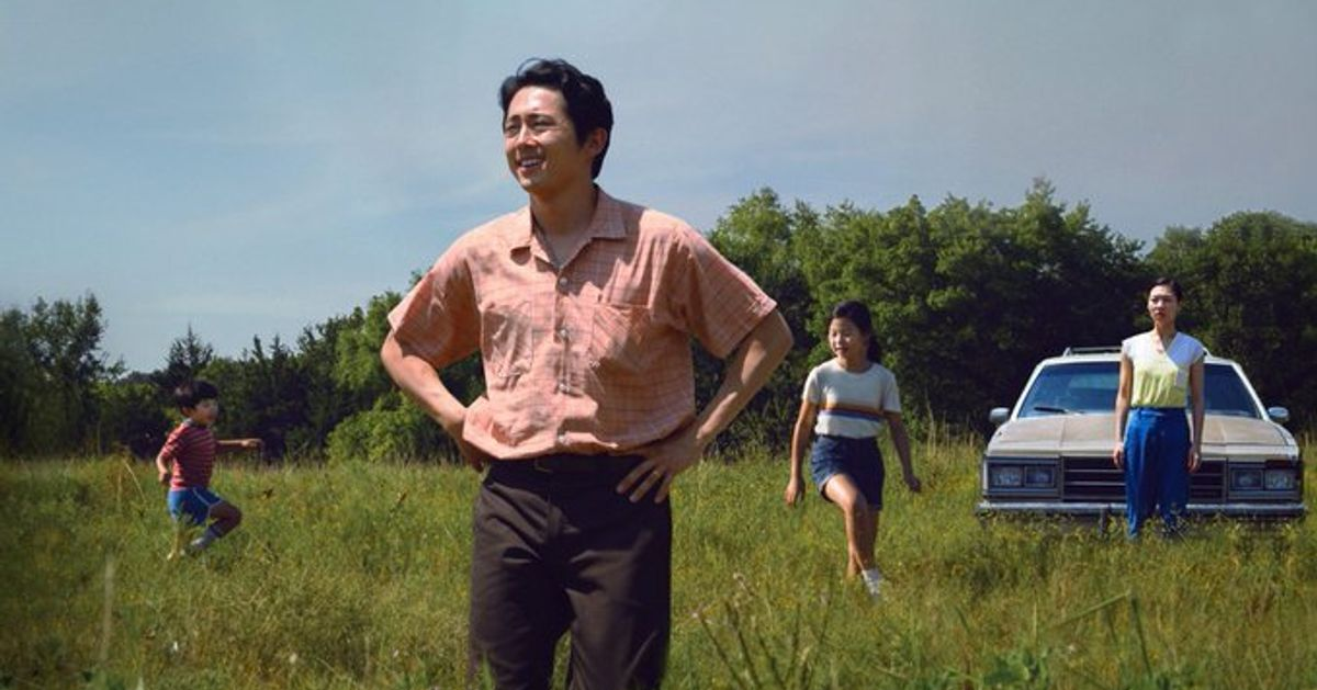 Steven Yeun Is The First Asian American Nominated For Best Actor Oscar