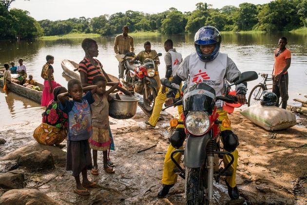MSF, Democratic Republic of