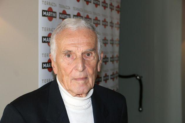 Silvio Garattini, direttore dell'Istituto Farmacologico Mario Negri di Milano. ANSA/ALESSANDRO