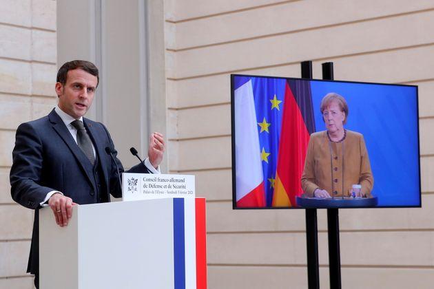 La France d'Emmanuel Macron a-t-elle suspendu AstraZeneca parce que l'Allemagne d'Angela Merkel l'a