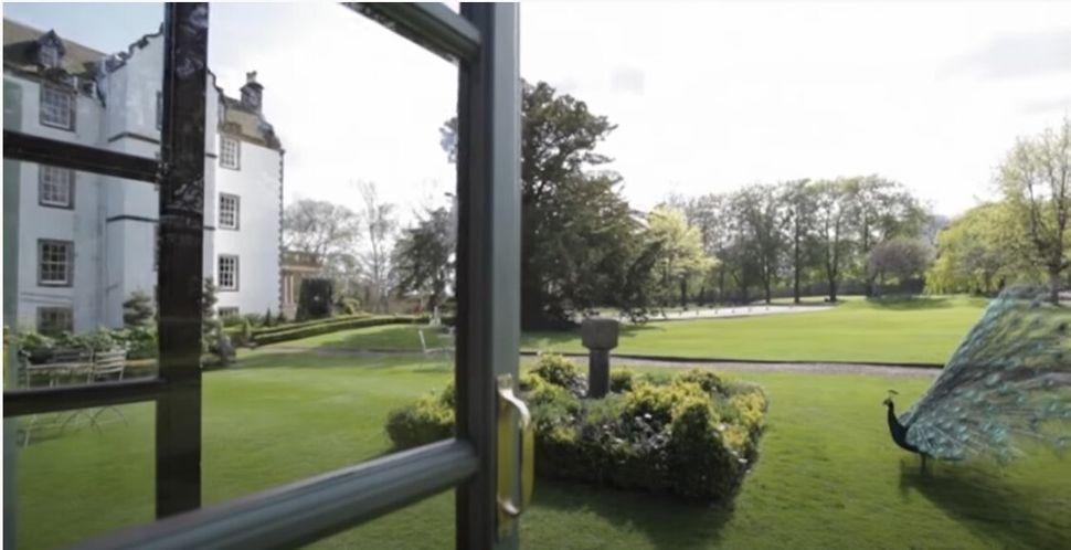 Ματιά στο Prestonfield House
