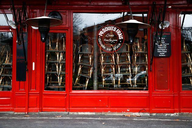 Un restaurant de Paris fermé pour cause de