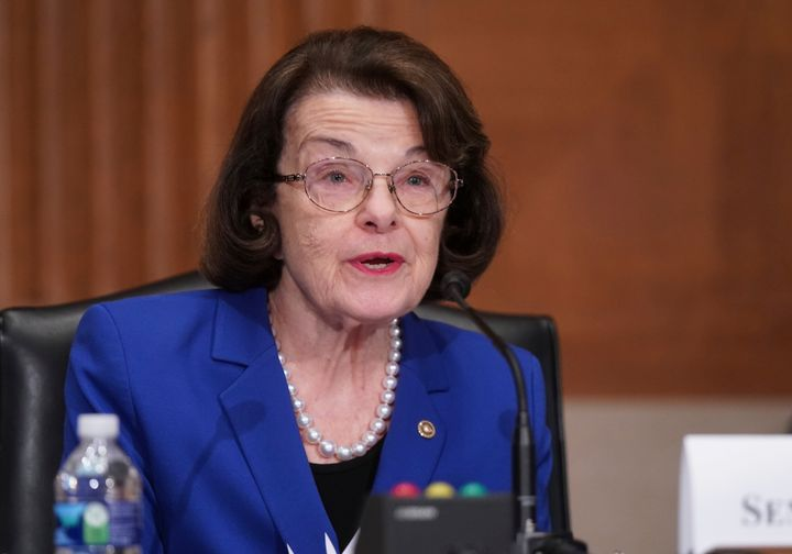 Sen. Dianne Feinstein, a leading critic of the Trump administration's years-long war on refugee admissions, said she ha