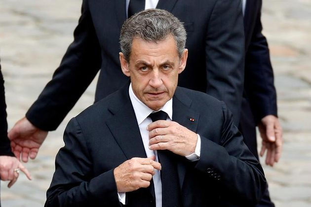 Nicolas Sarkozy, expresidente