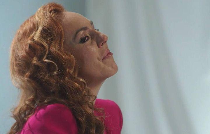 Imagen del tráiler de 'Rocío, contar la verdad para seguir viva' emitido en 'Sálvame'.