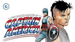 Marvel Comics: Ερχεται ο πρώτος LGBTQ Captain