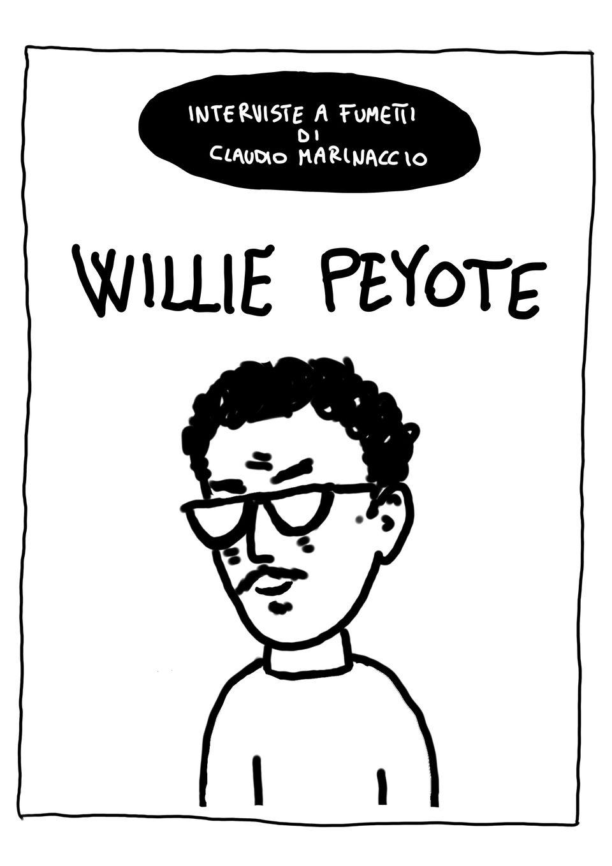 Intervista a Willie