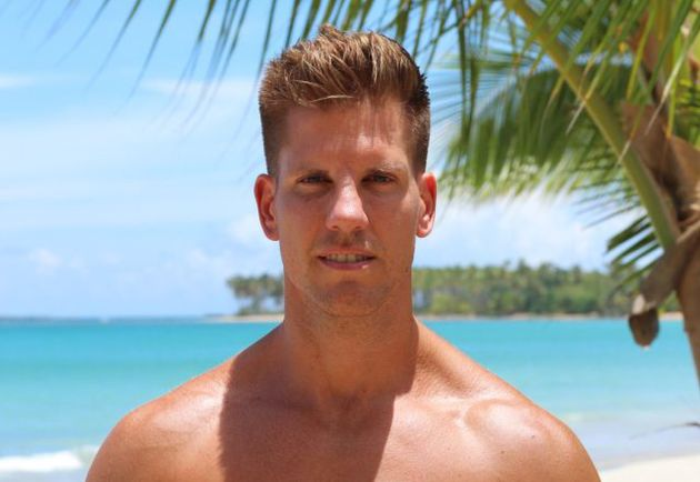 Carlos Algora, concursante de 'La isla de las tentaciones