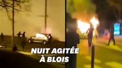Violences urbaines à Blois après un accident de la route, des renforts de police