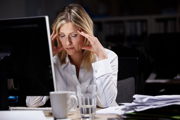 Συχνός είναι ο πονοκέφαλος εν ώρα εργασίας
