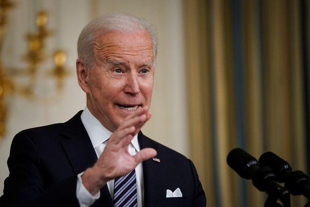 El presidente de EEUU, Joe
