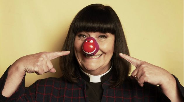 Dawn French as The Vicar Of
