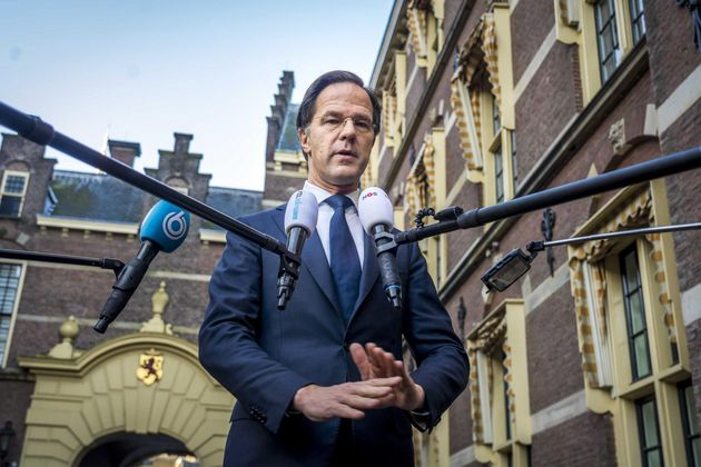 El primer ministro holandés, Mark