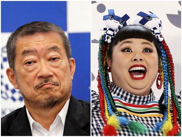 크리에이티브 디렉터 사사키 히로시, 코미디언 와타나베