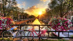 Στο Άμστερνταμ για coffee shops; Οριακά