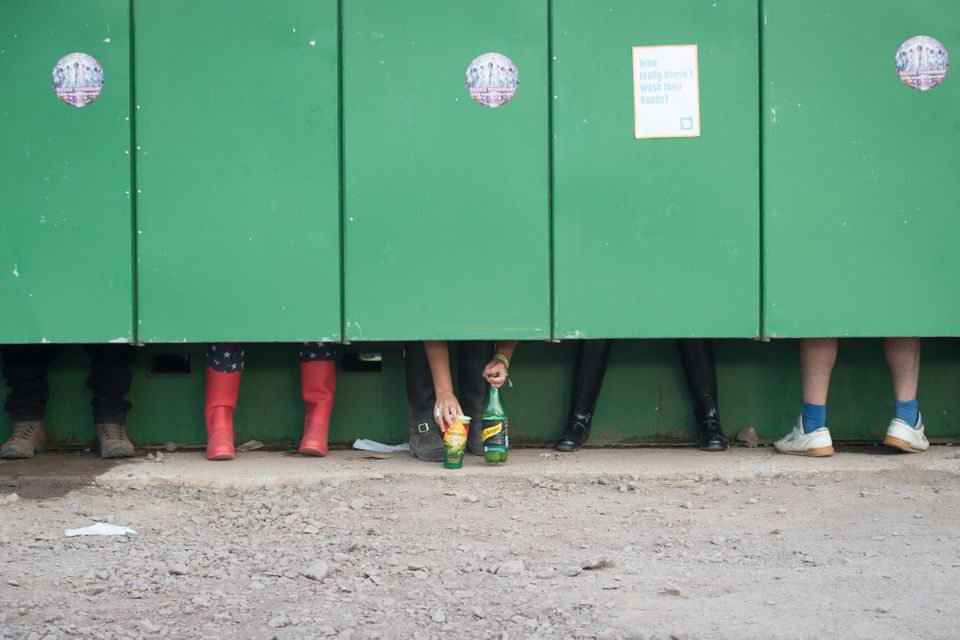 The loos at Glastonbury: Other festival organisers say toilets will be more hygienic than usual this