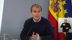 Fernando Simón señala las dos fechas críticas para la evolución del coronavirus en