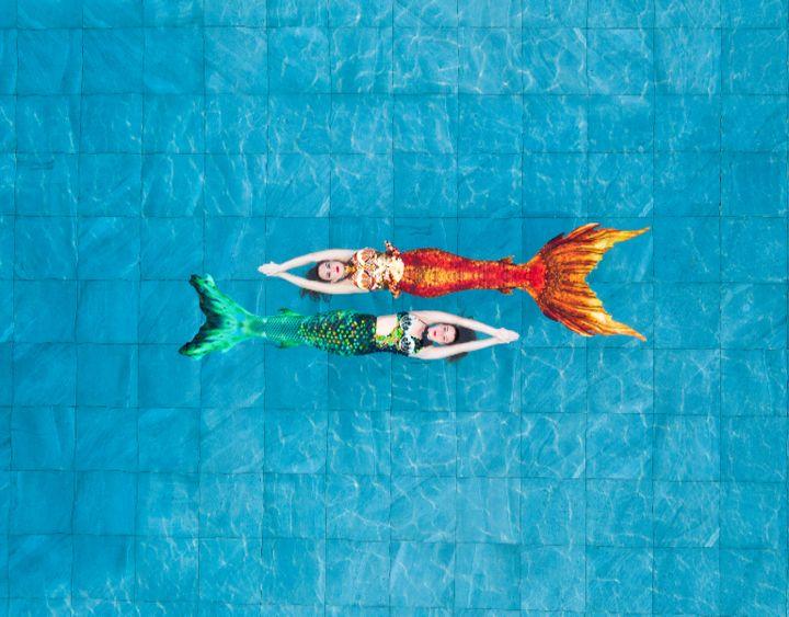 Sirenas de Naiads.