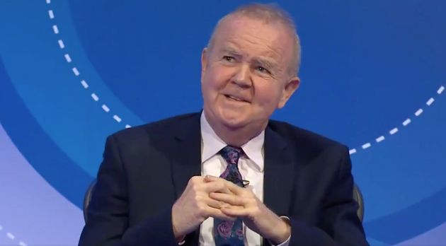 Ian Hislop on Question