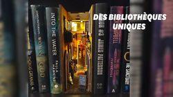 Les book nook, ces minis-mondes qui vont sublimer votre
