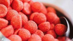 La MDMA saisie était en fait... de la poudre de fraises