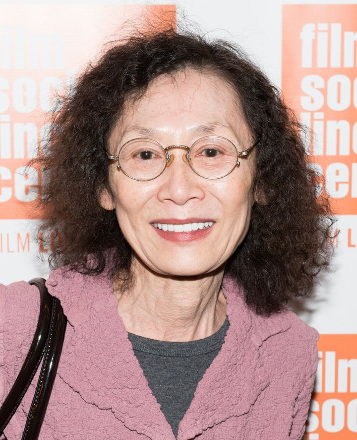 Director Christine Choy at the Film Society Of Lincoln Center in 2015.