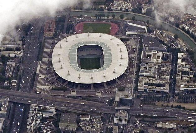 Le Stade de France sera centre de vaccination contre le Covid-19 (photo d'illustration du 29 août