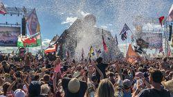 Το Φεστιβάλ του Γκλάστονμπερι αφήνει μία χαραμάδα ελπίδας για τον