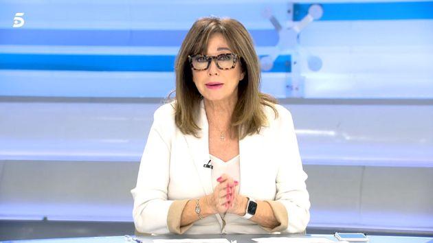 Ana Rosa Quintana, presentadora de 'El Programa de AR'