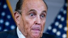 Giuliani Is Reportedly Almost Broke And Trump's Shutting Him Out